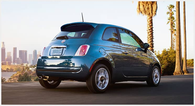 2015 FIAT 500 for sale near West Palm Beach, Florida