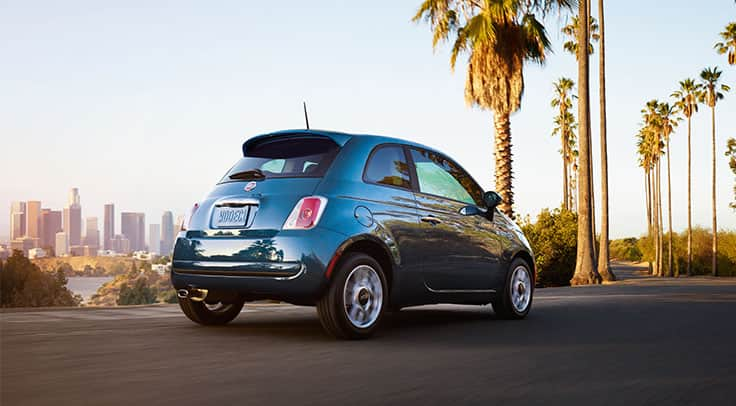 2015 Fiat 500 for lease near ,