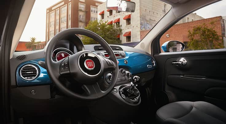 2015 Fiat 500 for lease near Fort Pierce, Florida