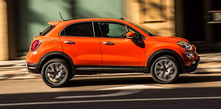FIAT 500X Search New Inventory