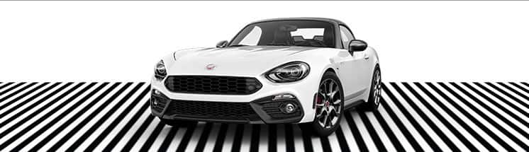 2017 FIAT 124 Spider Lusso - top up