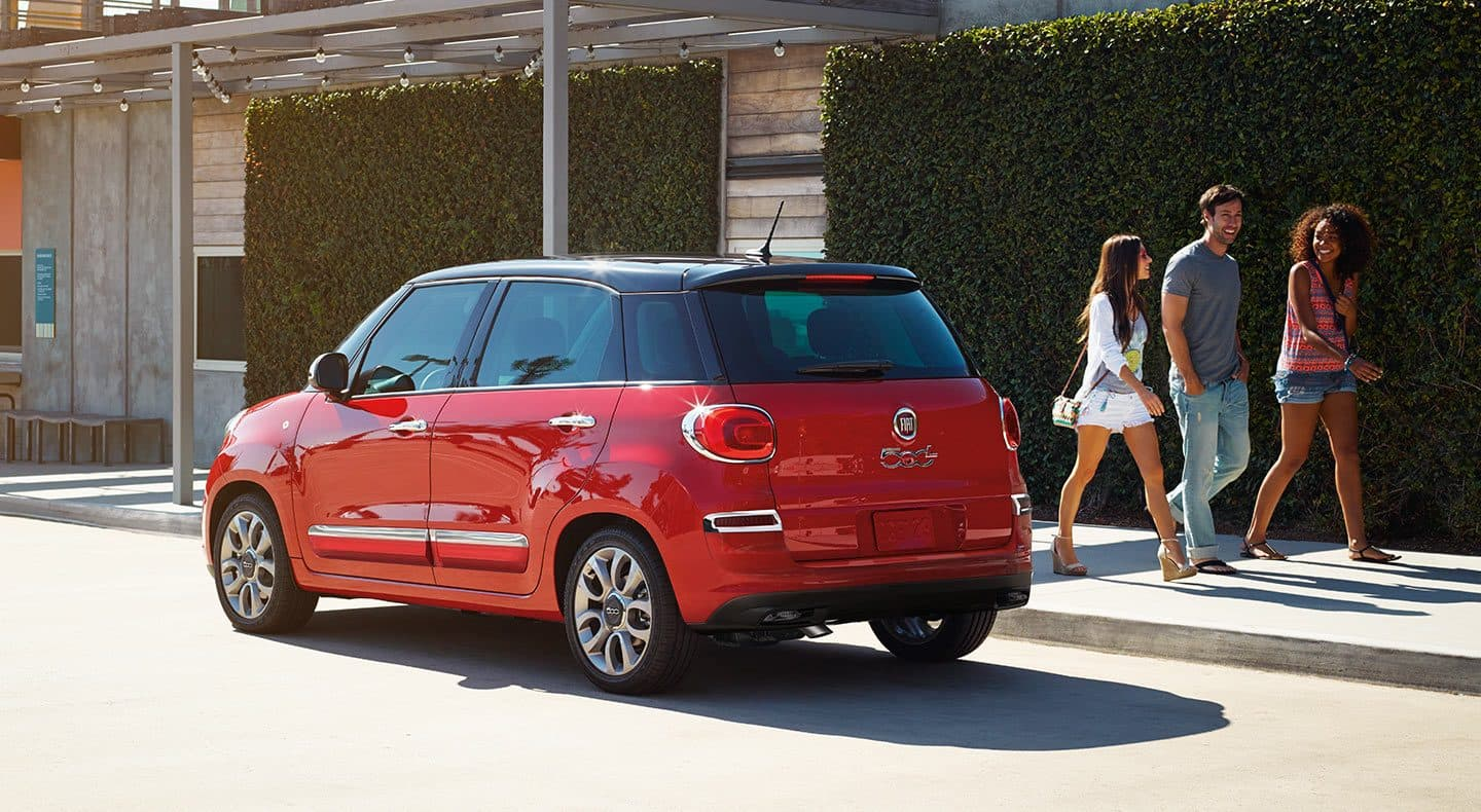 2019 Fiat 500l Spacious Vehicle Best In Class Storage System