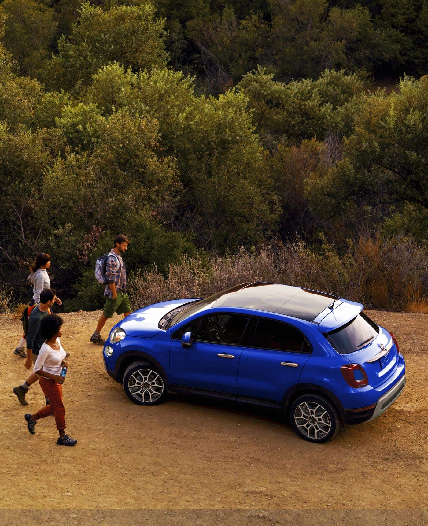 2019 Fiat 500x Adventure Seeking Crossover