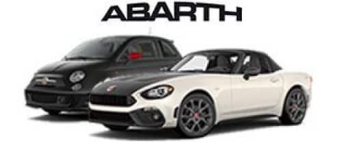 Vehículos Fiat Abarth