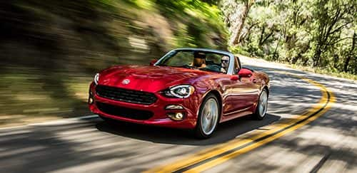 Fiat Usa Official Site New Cars Crossovers