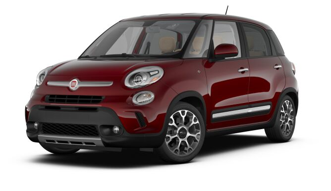 New 2017 Fiat 500L in Cicero New York