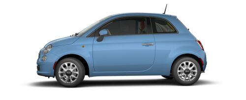 FIAT USA Official Site - New Cars & Crossovers.